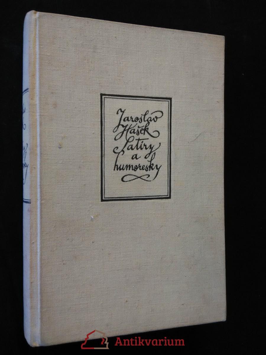 Satiry a humoresky (Ocpl, 270 s.)