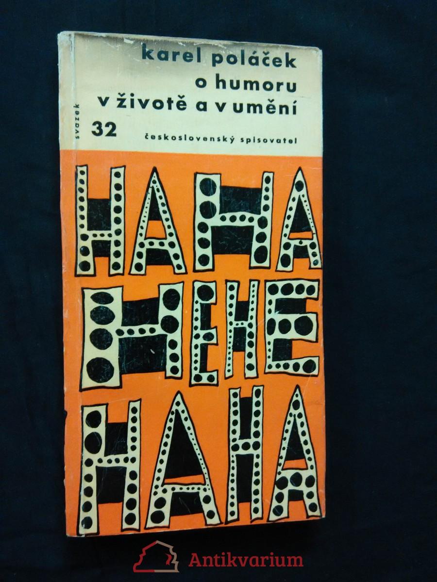 O humoru v životě a umění (il. Bednár, Pelc)