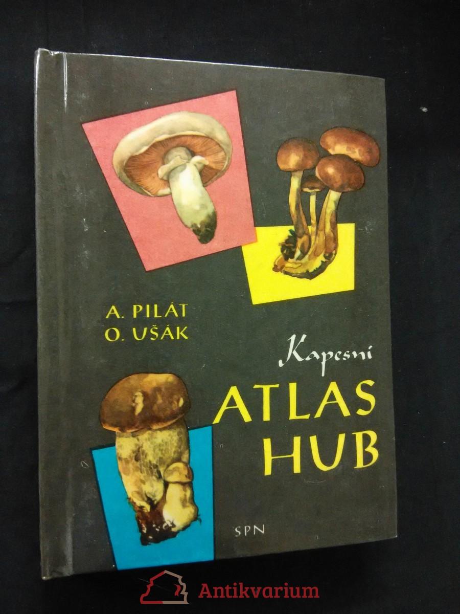 Kapesní atlas hub (A5, 192 s, 86 s bar. il.)
