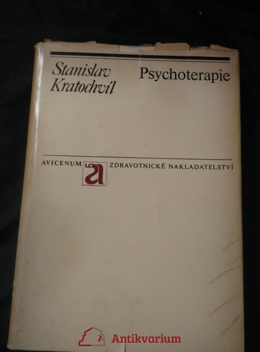 Psychoterapie (A4, 400 s., 59 vyobr.)