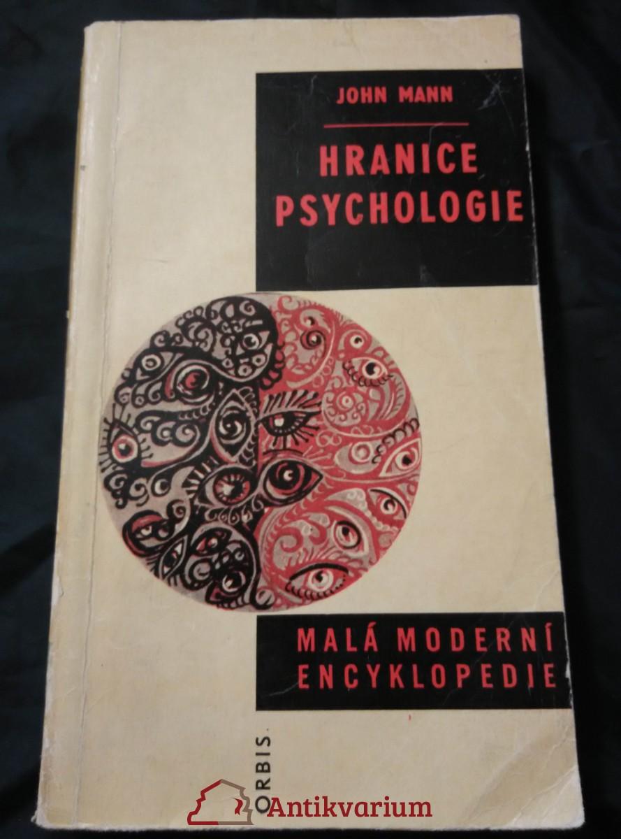 Hranice psychologie