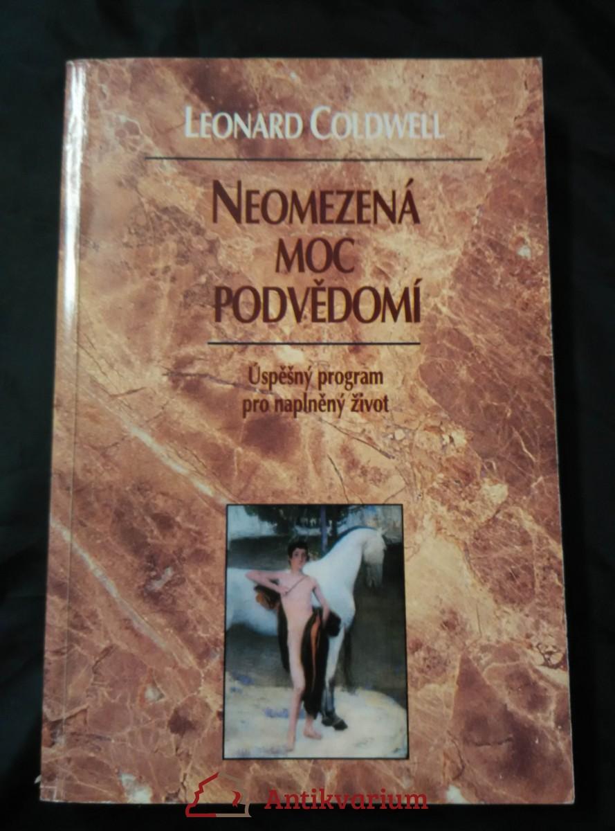 Neomezená moc podvědomí - Úspěšný progrm pro naplněný život (Obr, 198 s.)