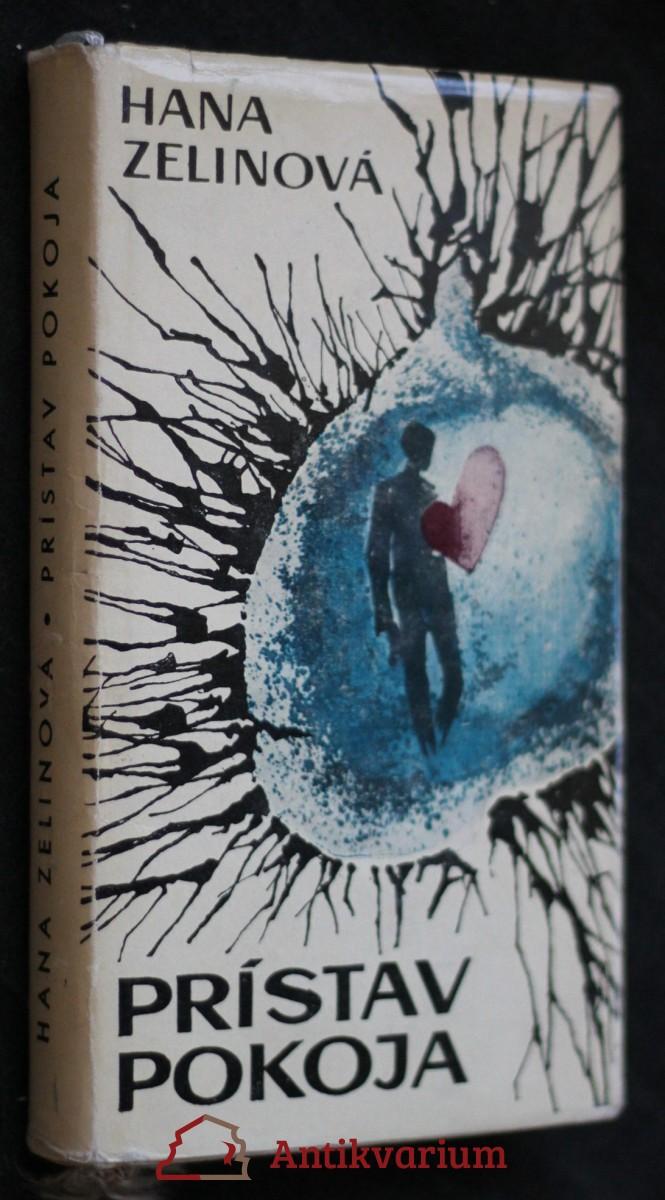 antikvární kniha Prístav pokoja, 1969