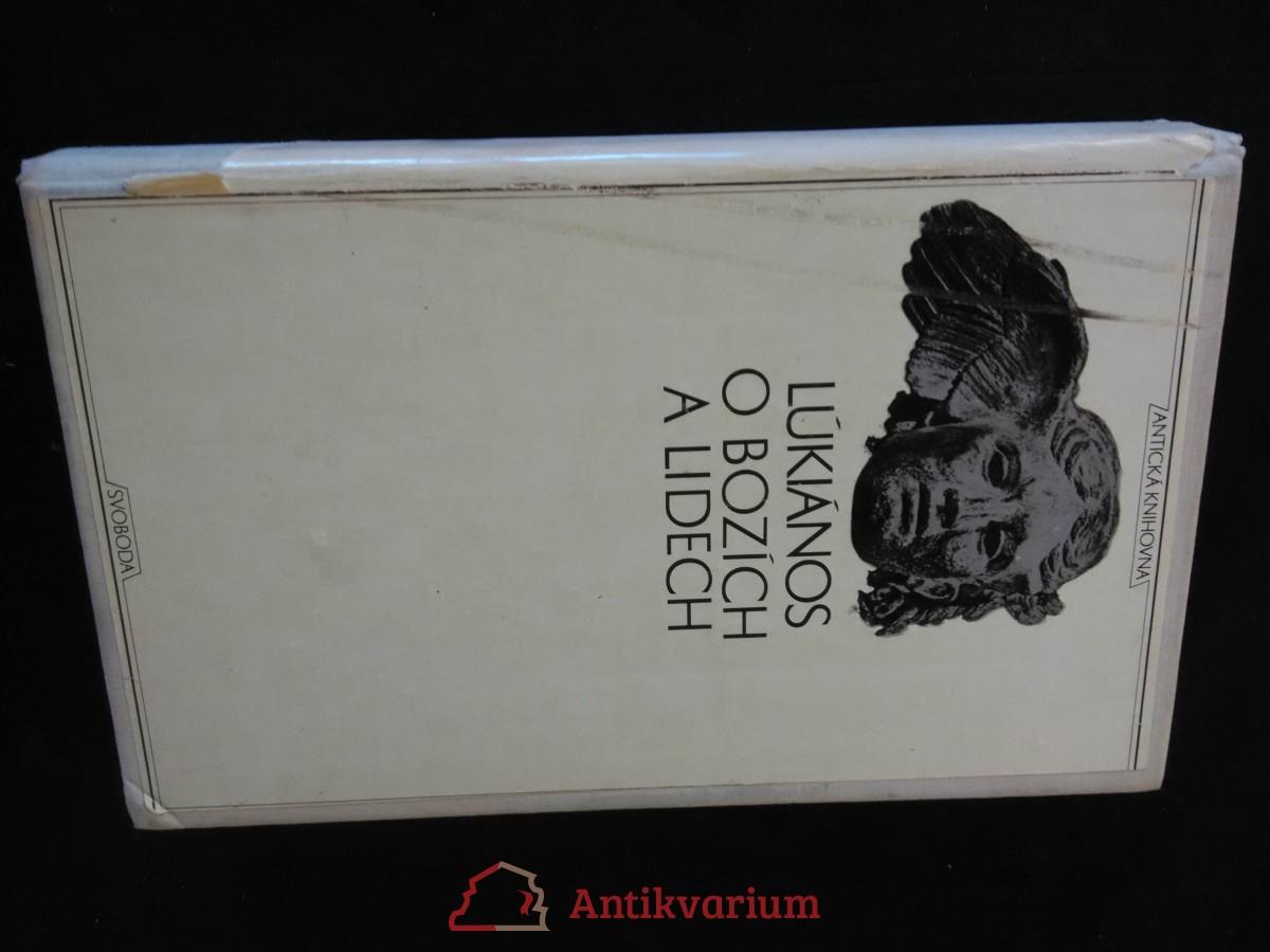 O bozích a lidech (Ocpl, 400 s.)