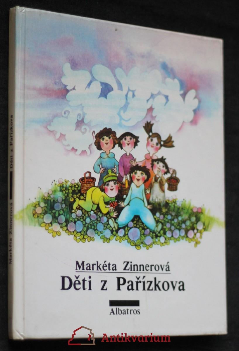 Děti z Pařízkova : pro začínající čtenáře
