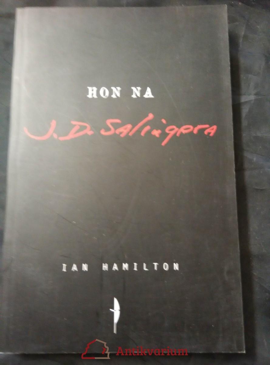 Hon na J. D. Salingera (Obr., 216 s.)
