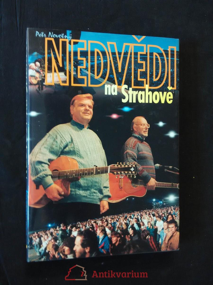 antikvární kniha Nedvědi na Strahově, 2001
