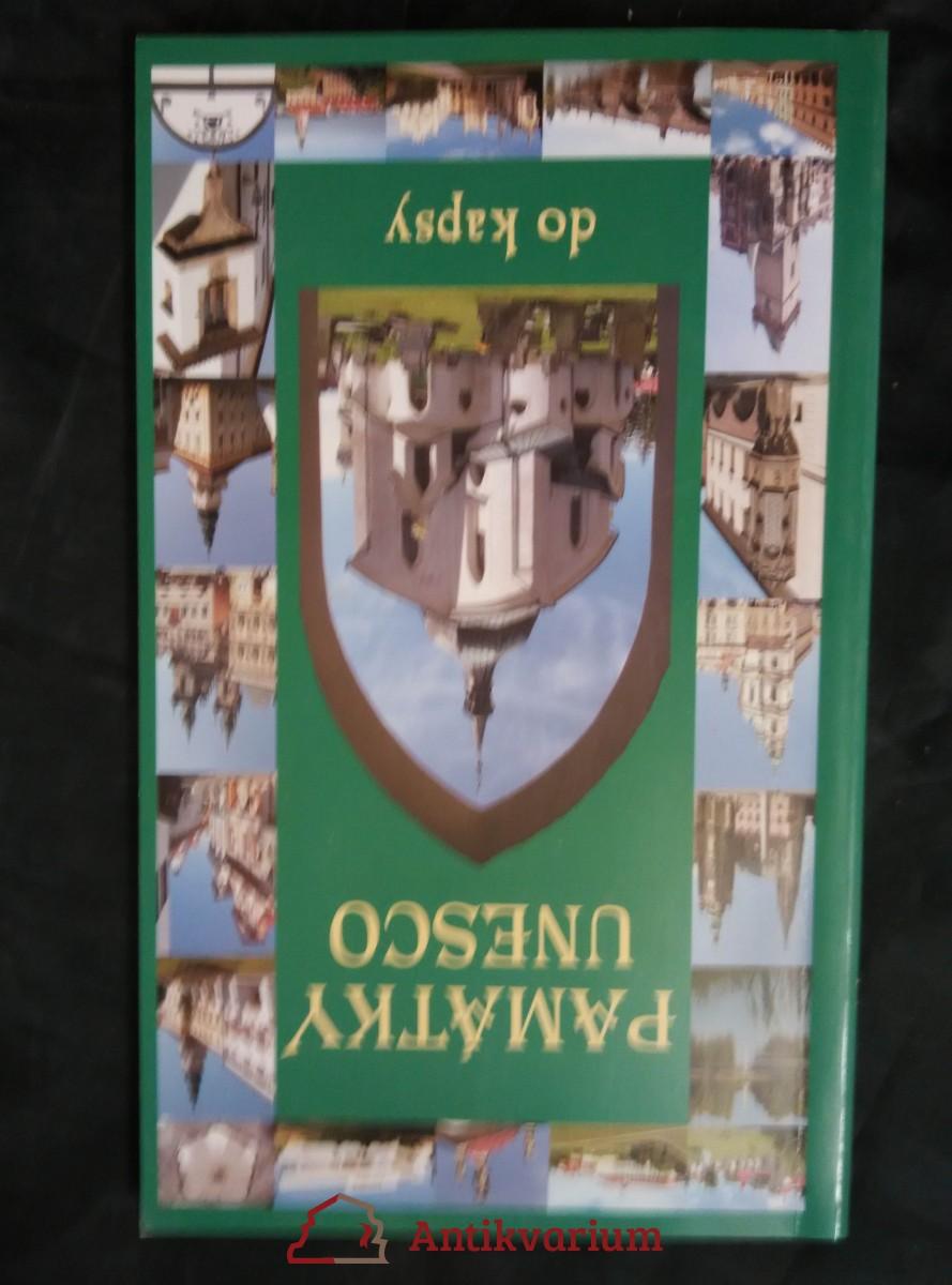 Památky UNESCO do kapsy (Obr, 128 s., bar foto)