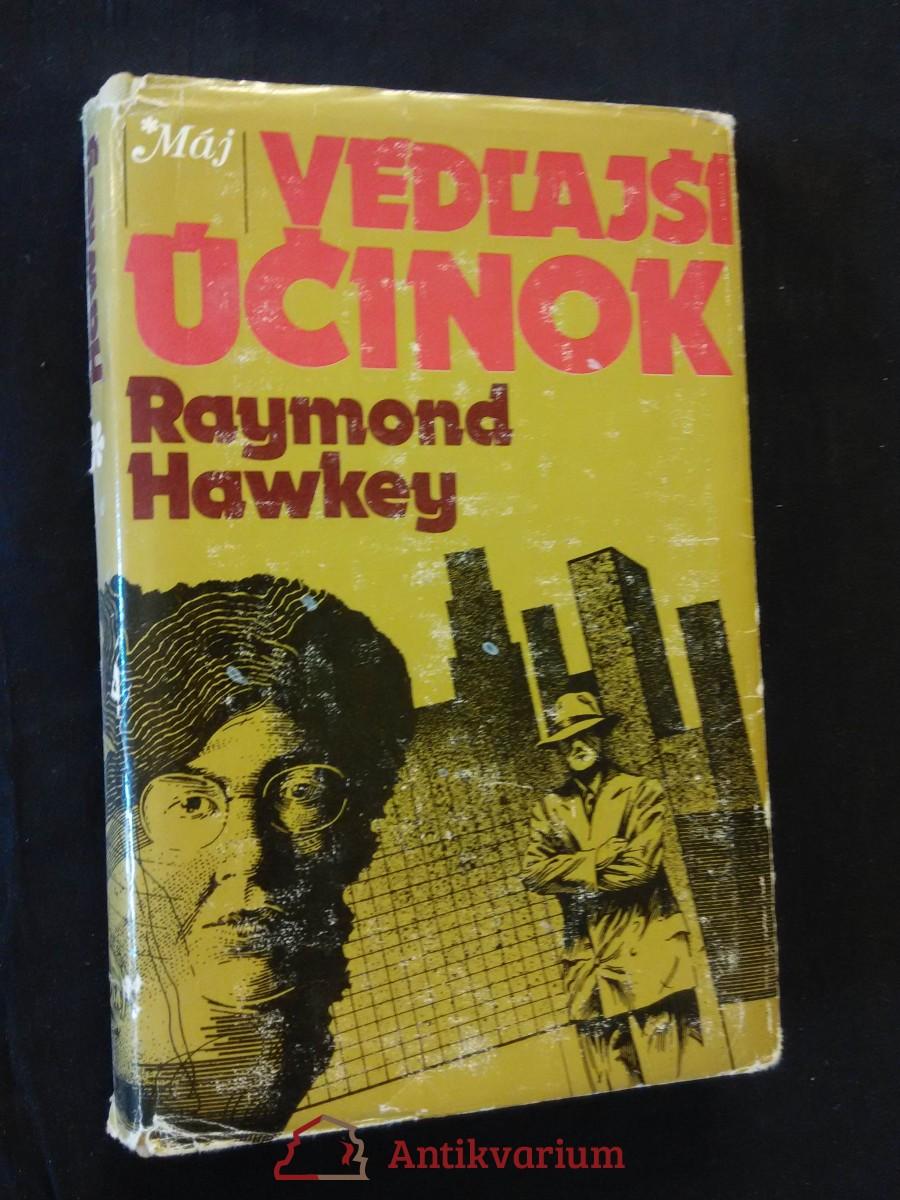 antikvární kniha Vedlajší účinok (il. M. Oravec), 1983