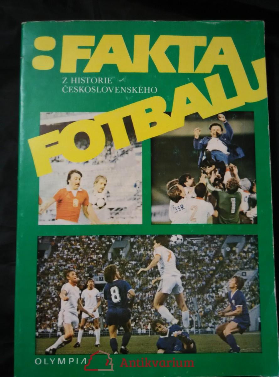 Fakta z historie československého fotbalu (Obr)