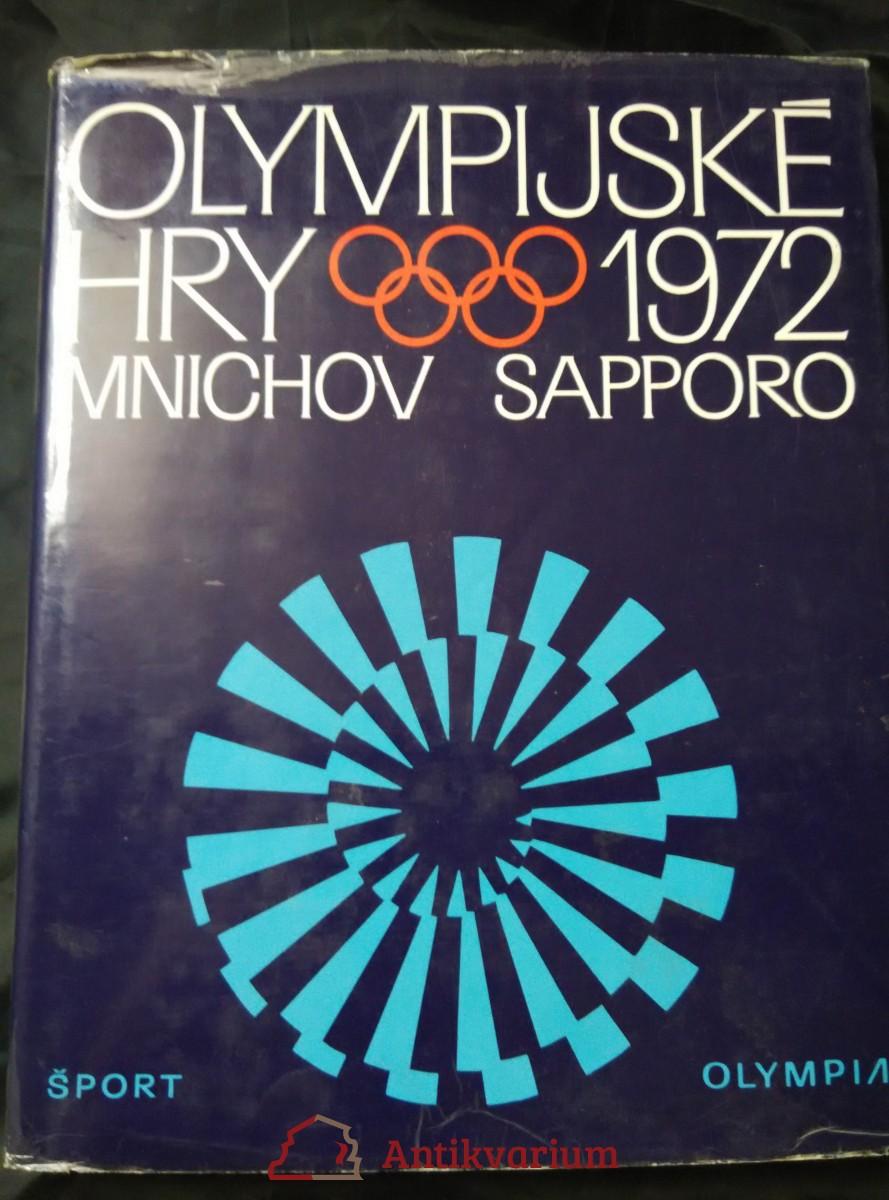 Olympijské hry 1972 (Mnichov, Sapporo)