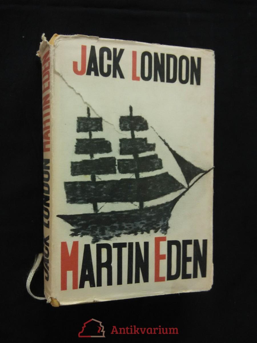Martin Eden (Ocpl, 425 s.)