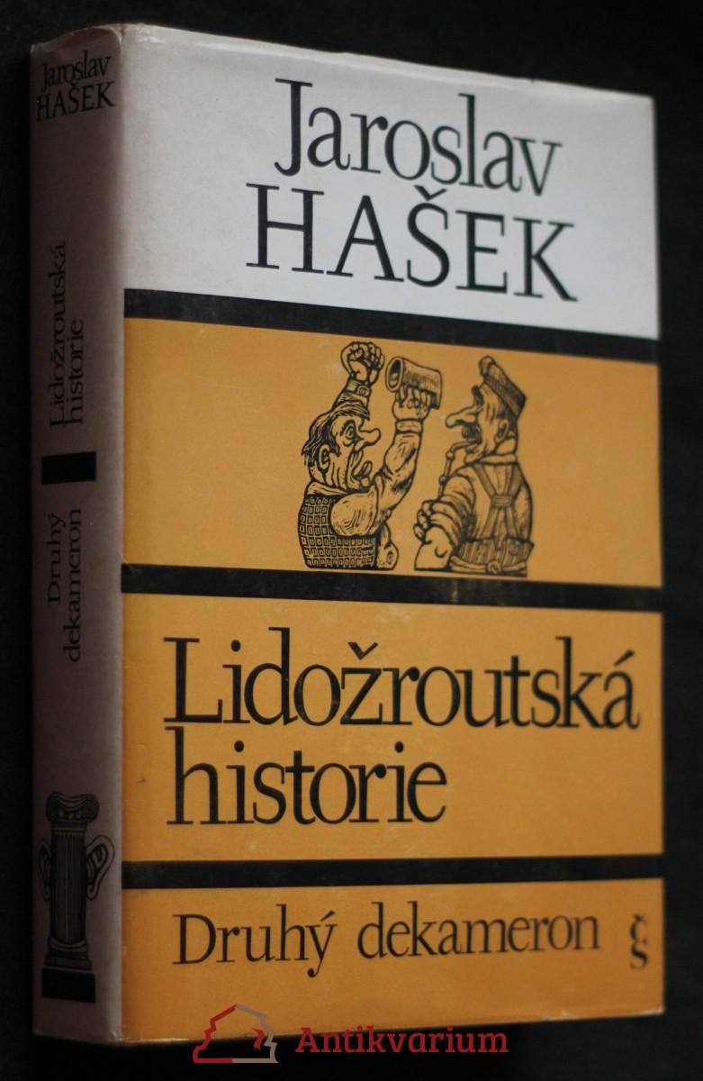 Druhý dekameron ; Lidožroutská historie : parodie, morytáty a banality