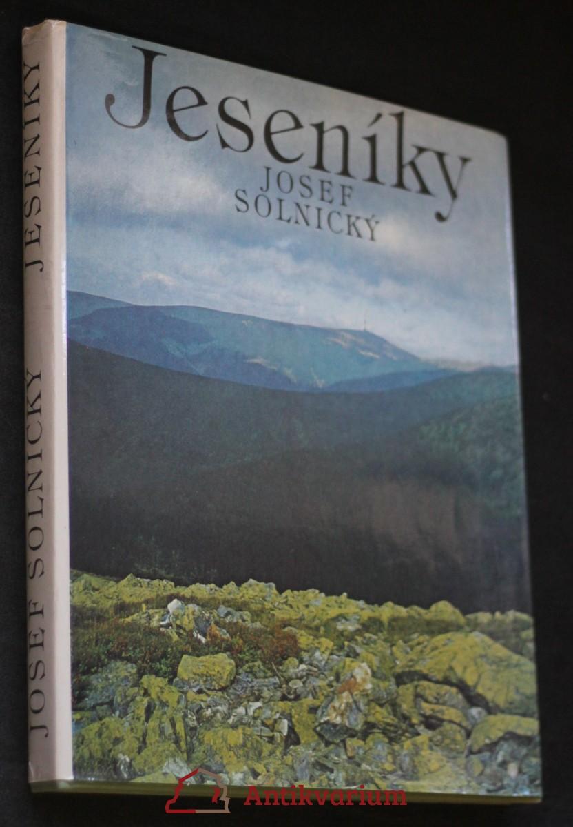 Jeseníky = Eseniki = Das Gebirge Jeseníky = The Jeseníky Mountains : [fot. publikace]