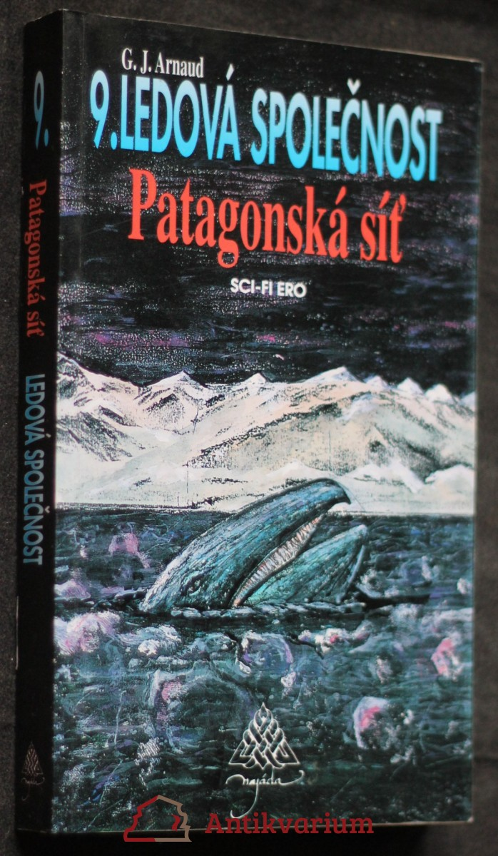 Ledová společnost. 9, Patagonská síť