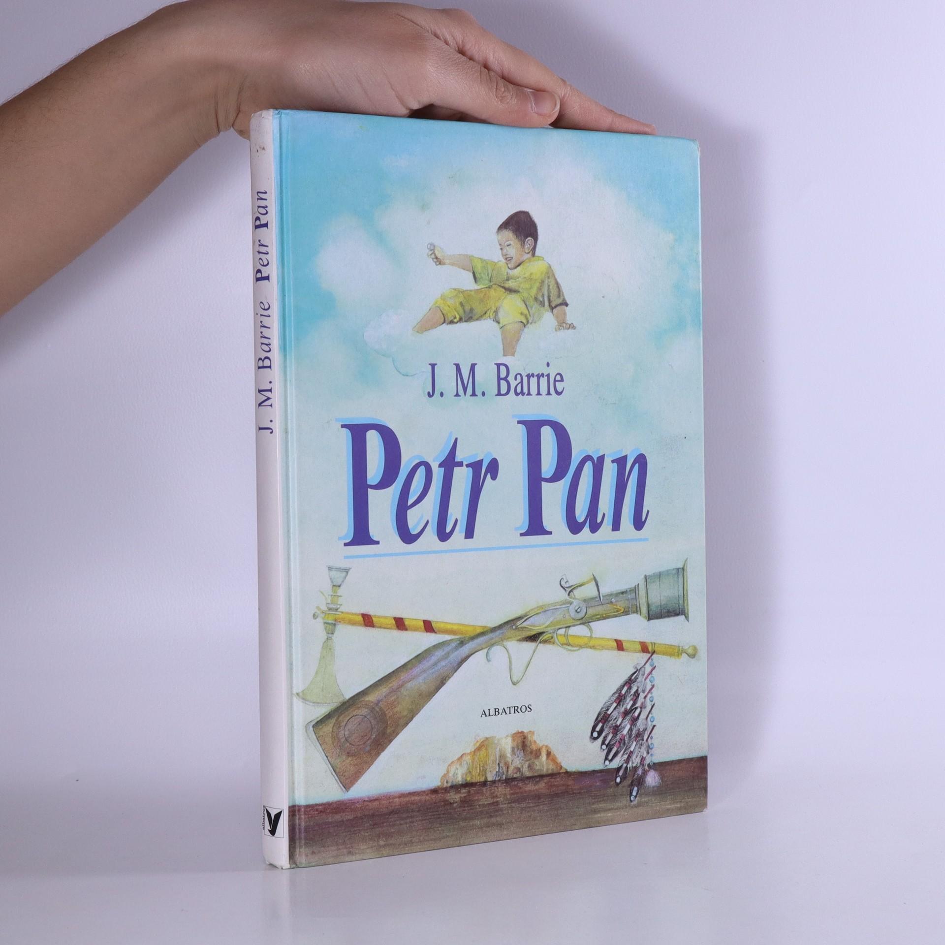 antikvární kniha Petr Pan, 1997