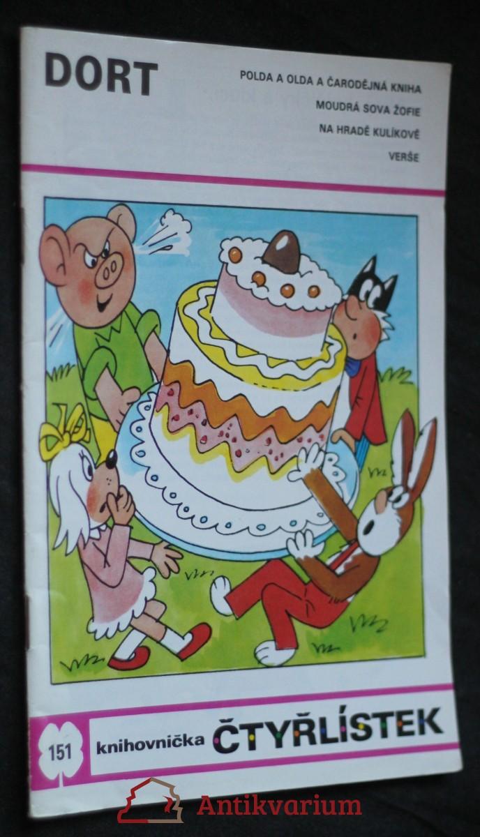 Dort : [obrázkové příběhy pro děti], č. 151