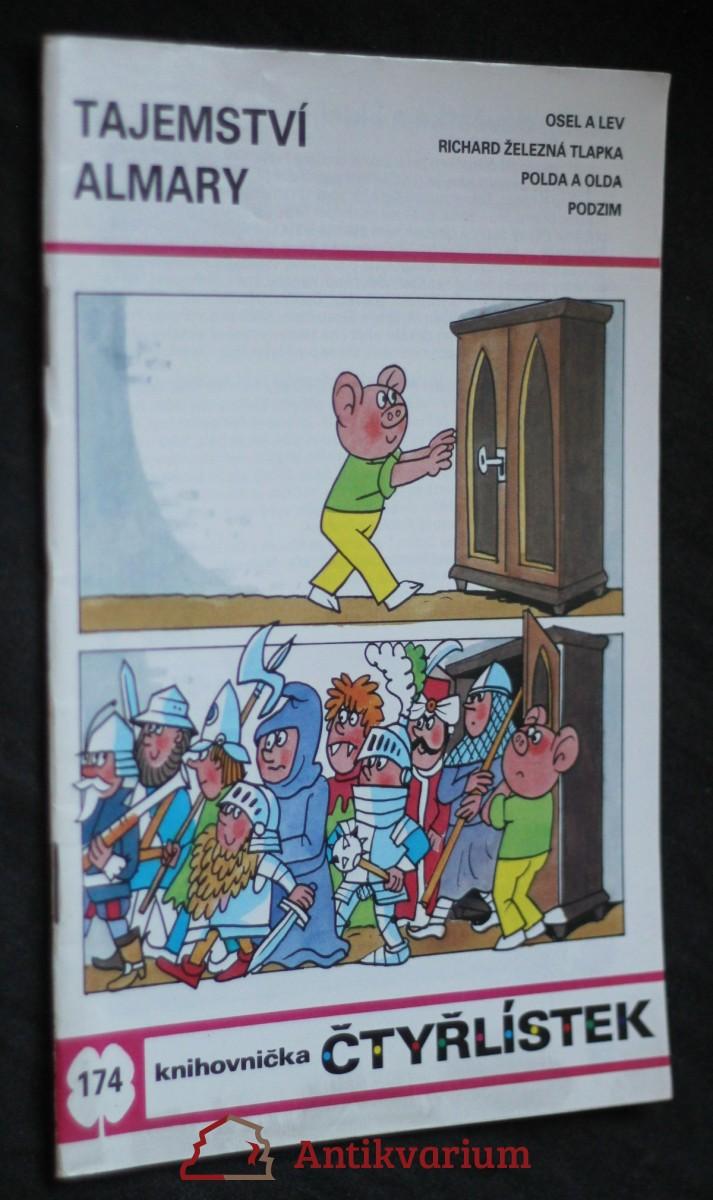 Tajemství almary : [Obrázkové příběhy pro děti], č. 174