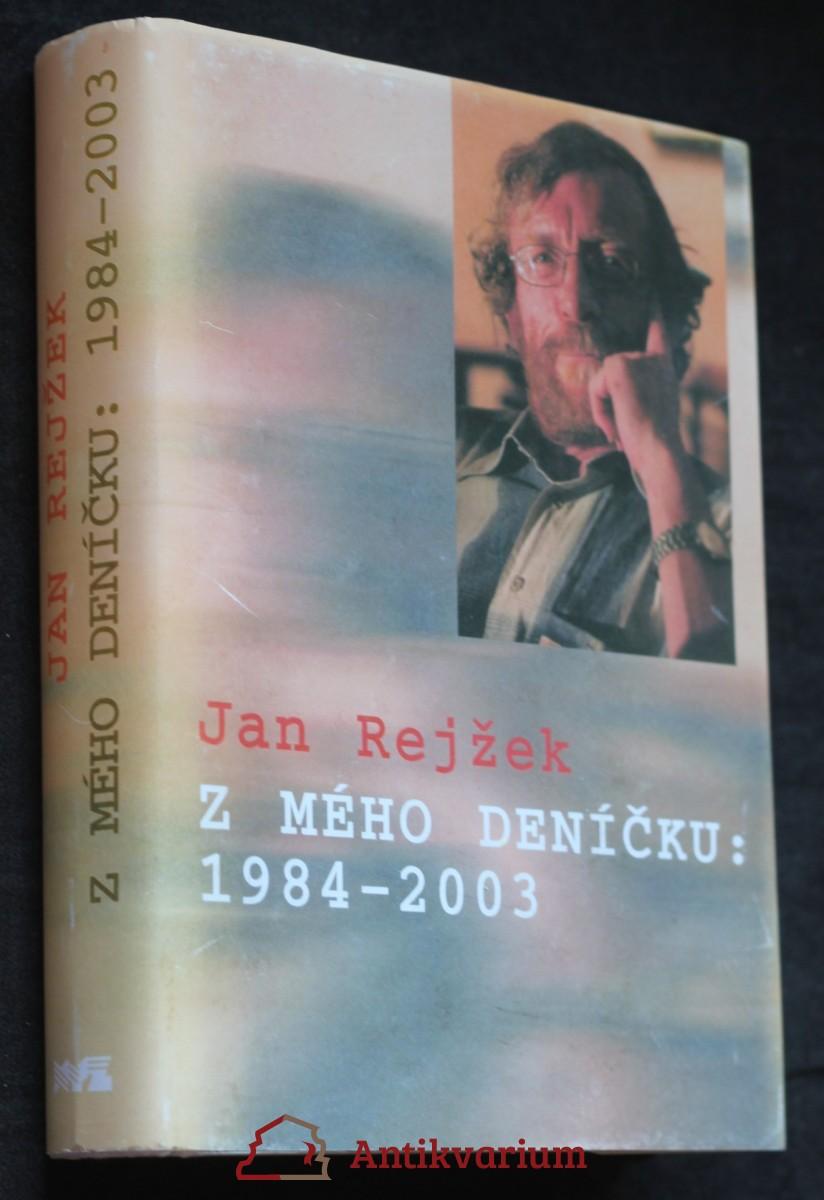 Z mého deníčku 1984-2003