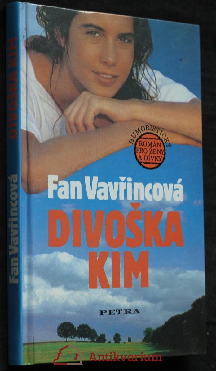 Divoška Kim : humoristický román pro ženy a dívky