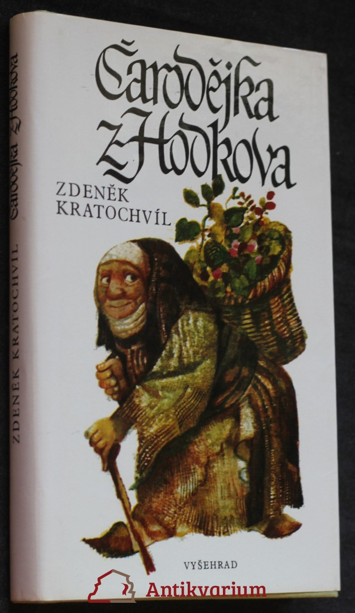 Čarodějka z Hodkova
