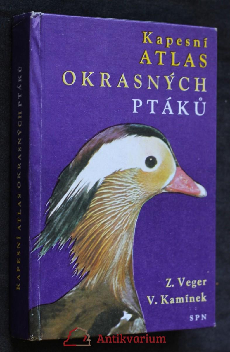 Kapesní atlas okrasných ptáků