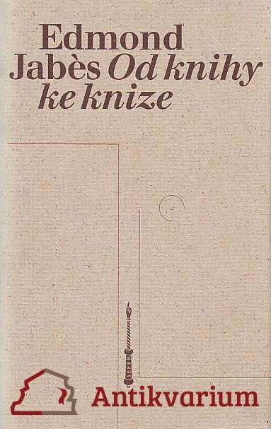 Od knihy ke knize