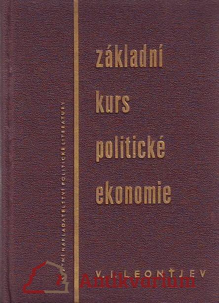 Základní kurs politické ekonomie