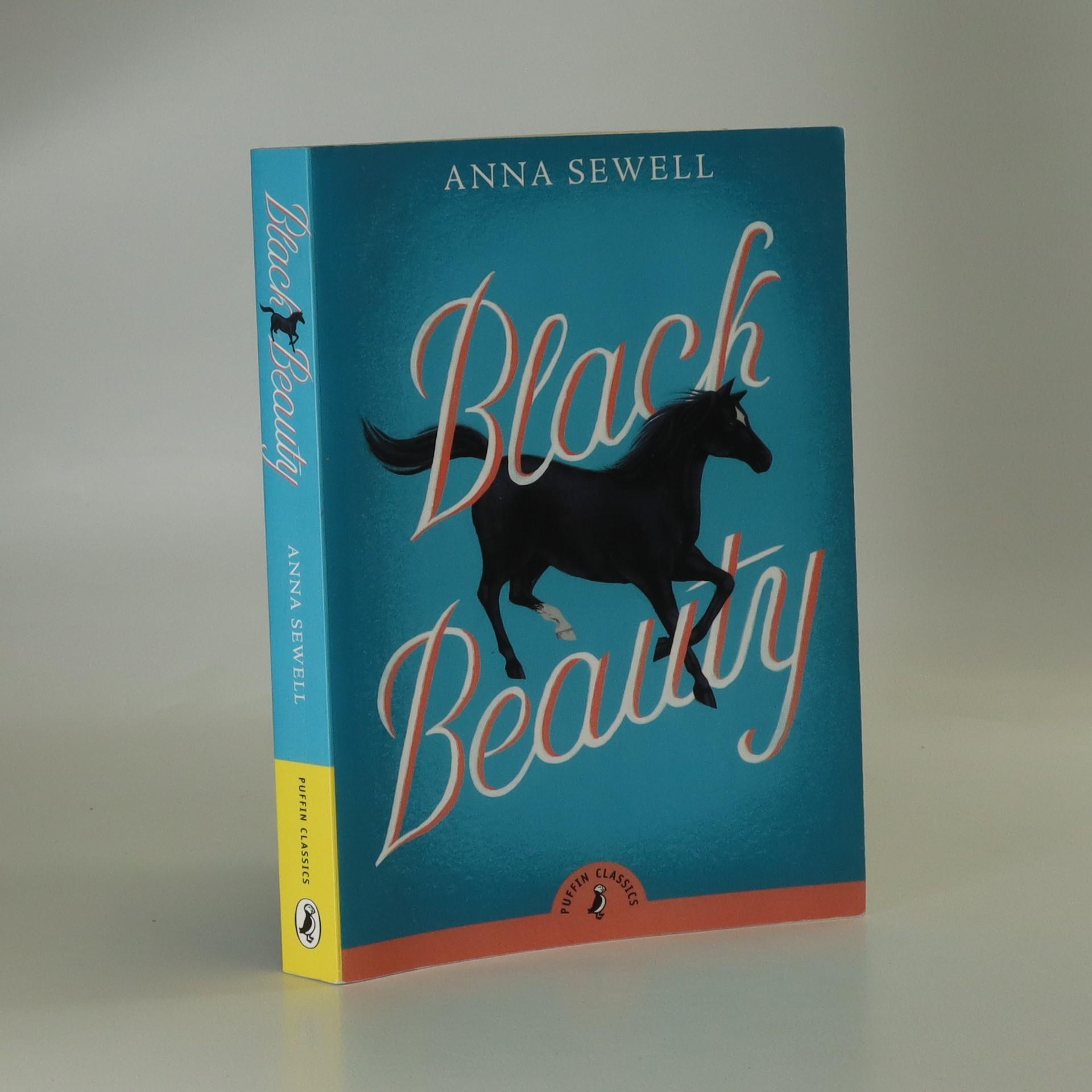 antikvární kniha Black Beauty, 2015