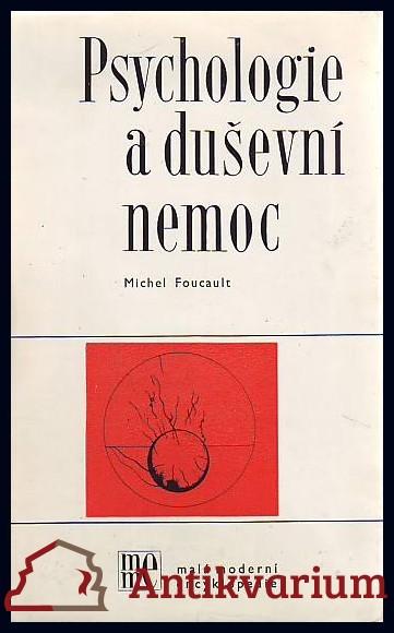 antikvární kniha Psychologie a duševní nemoc, 1971