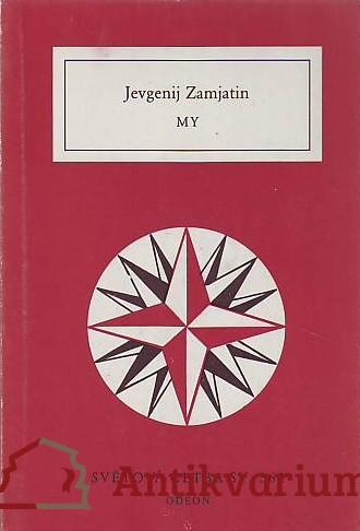 antikvární kniha My, 1989