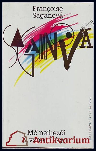 antikvární kniha Mé nejhezčí vzpomínky, 1990