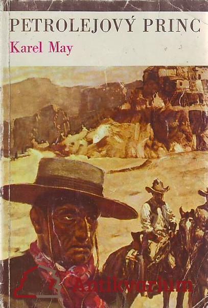 antikvární kniha Petrolejový princ, 1970