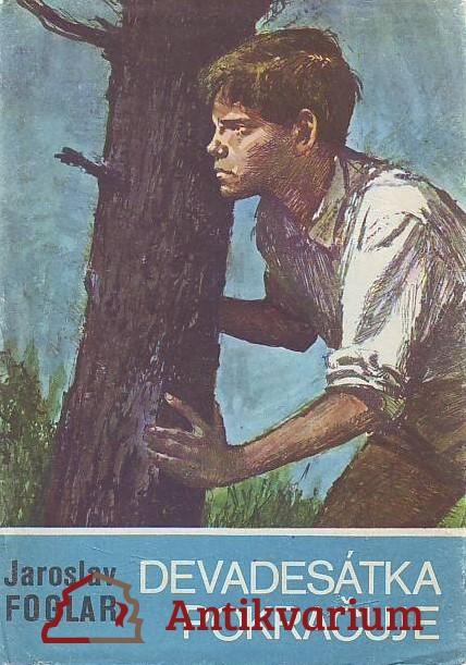 antikvární kniha Devadesátka pokračuje, 1969