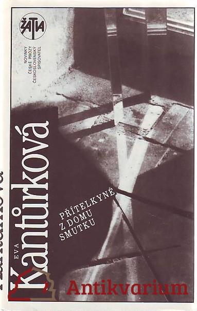 antikvární kniha Přítelkyně z domu smutku, 1990