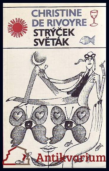 antikvární kniha Strýček Světák, 1982