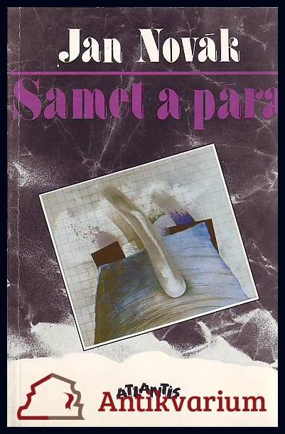 antikvární kniha Samet a pára, 1992