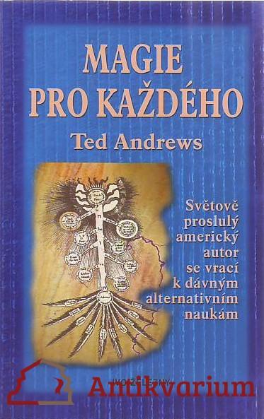 antikvární kniha Magie pro každého, 2004