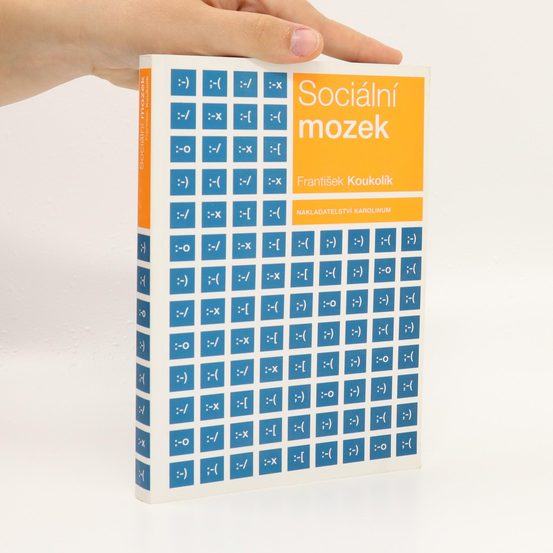 antikvární kniha Sociální mozek, 2007