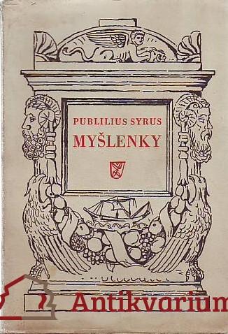 antikvární kniha Myšlenky, 1946