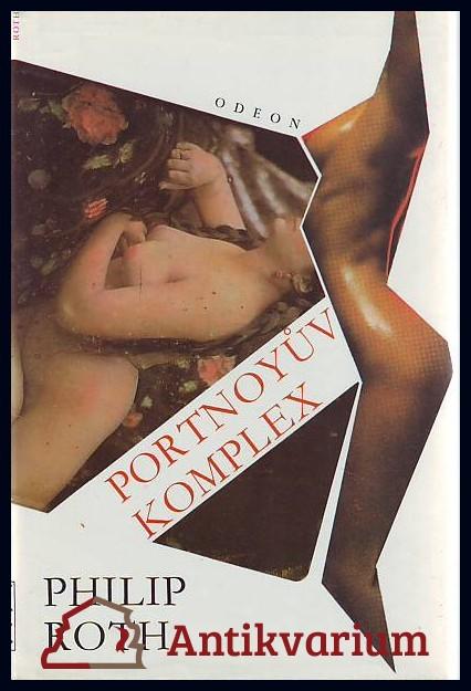 antikvární kniha Portnoyův komplex, 1992