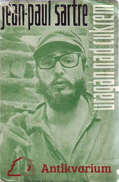 antikvární kniha Uragán nad cukrem, 1961