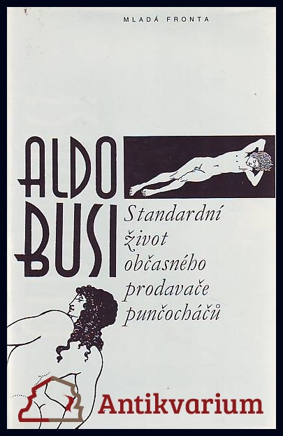 antikvární kniha Standardní život občasného prodavače punčochářů, 1994