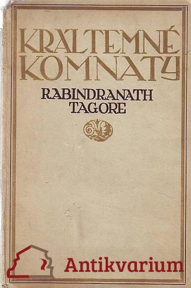 antikvární kniha Král temné komnaty, 1920
