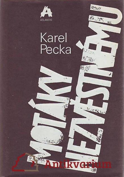 antikvární kniha Motáky nezvěstnému, 1990