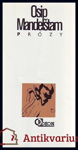antikvární kniha Prózy, 1992