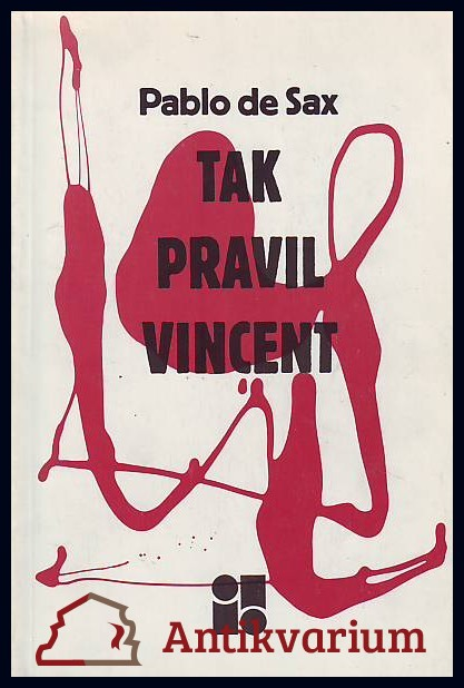 antikvární kniha Tak pravil Vincent, 1990