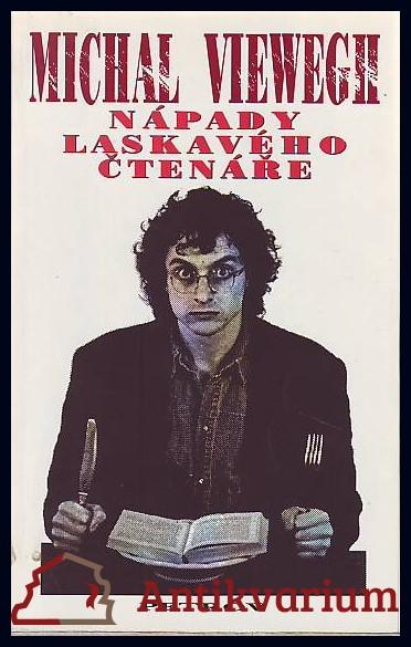 antikvární kniha Nápady laskavého čtenáře, 1993