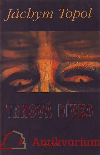 antikvární kniha Trnová dívka, 1997