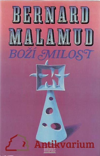 antikvární kniha Boží milost, 1993